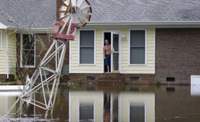 Death toll rises to 31 as Hurricane Florence continues to RAVAGE US