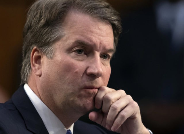 Brett Kavanaugh: 'This is a completely false allegation'