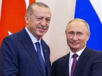 Turkey, Russia agree on demilitarized zone in Syria's Idlib