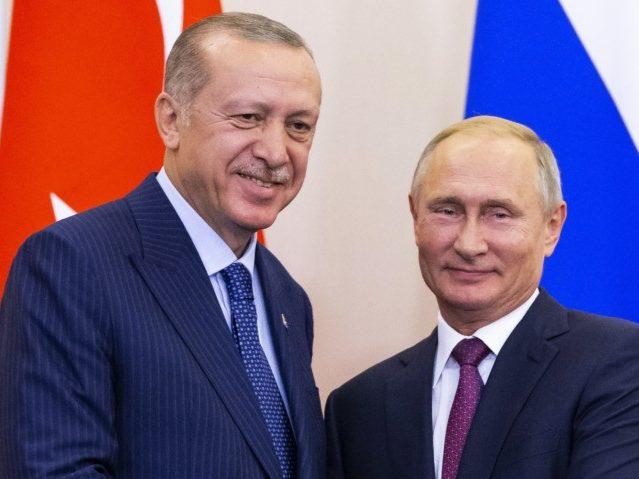 Russia, Turkey Agree on Demilitarized Zone in Syria's Idlib