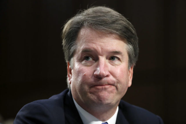 'I will not be intimidated': Brett Kavanaugh vows not to withdraw nomination