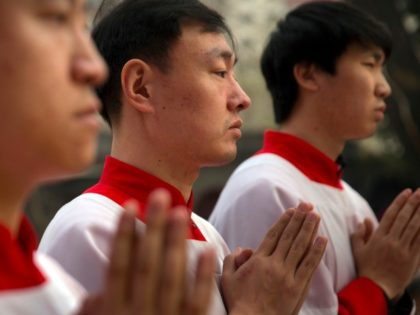 Pope Francis Calls on Chinese Bishops to Show 'Loyalty' to Civil Authorities
