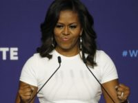 Michelle Obama Selling 'When They Go Low, We Go High' Shirts on Book Tour