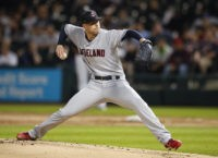 Kluber wins his 20th as Indians beat White Sox 4-0