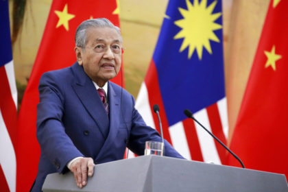 Malaysia's Mahathir: A portrait of the premier as an old man