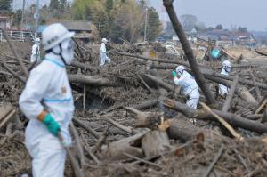Japan announces first death from 2011 nuclear disaster
