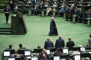 Iran's economy in spiral meltdown