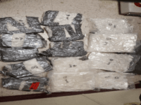 El Centro Sector Border Patrol agents seized 17.14 pounds of methamphetamine at an immigration checkpoint in Southern California. (Photo: U.S. Border Patrol/El Centro Sector)