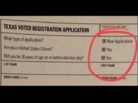 Texas Democrats Encouraged Noncitizens to Vote with 'Altered' Registration Forms, Says Complaint