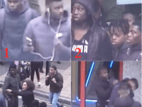A street brawl involving around 30 youths in Birmingham city …