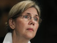 Elizabeth Warren, head of the Congressional Oversight Panel, testifies before a Senate Finance Committee hearing to examine the Troubled Asset Relief Program (TARP) on Capitol Hill in Washington, Wednesday, July 21, 2010. (AP Photo/Manuel Balce Ceneta)