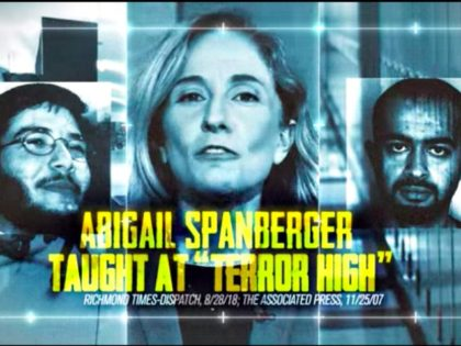 Ad Opposing Abigail Spanberger