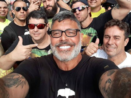Brazil: Ex-Porn Star Rides Conservative Wave to Congress