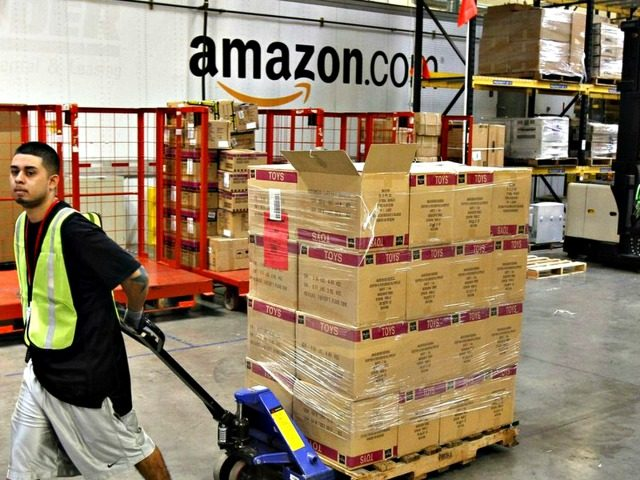 Amazon raising minimum wage to $15 per hour starting next month