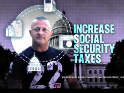 Exclusive–TV Ads Expose Radical West Virginia Leftist Richard Ojeda for Opposition to Trump