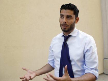 Ammar Campa-Najjar (Gregory Bull / Associated Press)