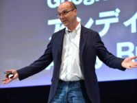 Andy Rubin, Google Executive accused of sexual harassment