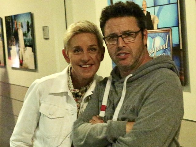 'Ellen' Producer Andy Lassner: One More 'Melania' in U.S. Worse than Entire Migrant Caravan