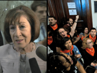 Anti-Kavanaugh Protesters Bully Susan Collins