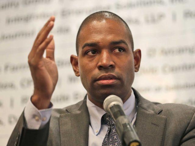 Antonio Delgado (Seth Wenig / Associated Press)