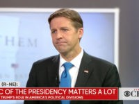 Sasse: Trump Is Using Immigrants to Exploit People's 'Anxiety'