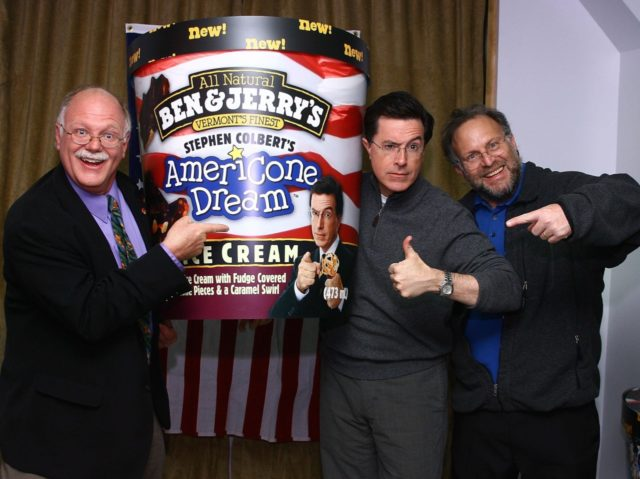 Ben and Jerry's (Scott Wintrow / Getty)