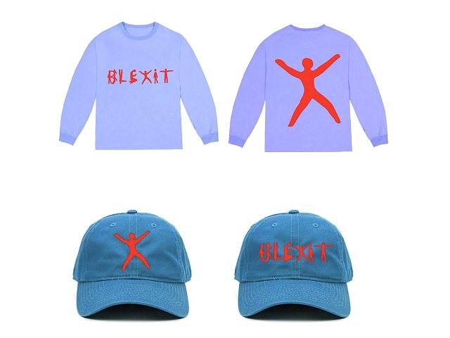 Kanye West designs shirts urging 'Blexit' from Democratic Party