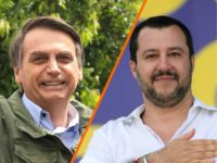 Bolsonaro and Salvini