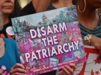 Brett Kavanaugh protest 1 (Penny Starr / Breitbart News)