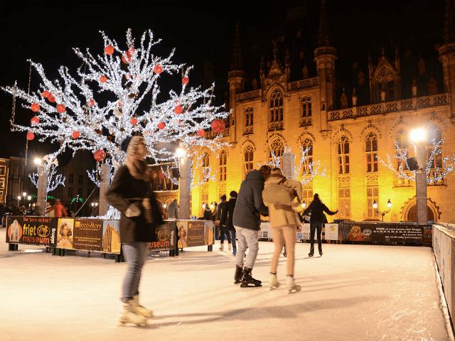 Bruges Christmas Market Images.Bruges Rebrands Christmas Market As Inclusive New Winter