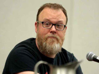 Author Chuck Wendig