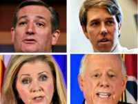 Cruz, O'Rourke, Blackburn, Bredesden