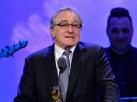 Video: Robert De Niro Booed During 'F*ck Trump' Rant