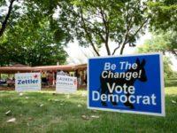 Democrat Campaign Signs