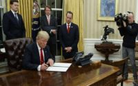 Trump Signs Healthcare Order