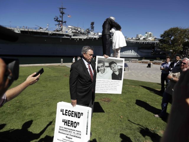 Duncan Hunter Sr. (Gregory Bull / Associated Press)