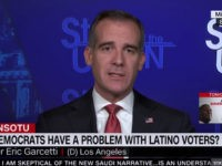 LA Mayor Garcetti: Trump Is 'Hostile' to Working People, His Administration's 'Values Are Cruel'