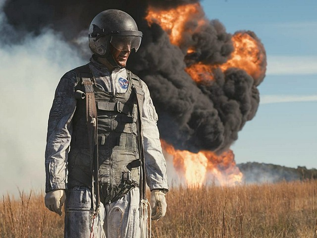 Box Office Fail: Flag-Free 'First Man' Flops