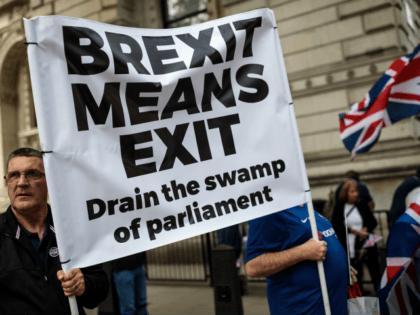 Brexit Drain the Swamp