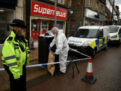 UK Crime Wave
