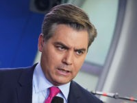CNN's Acosta: Trump's Protest Tweet Obviously 'Incendiary, Outrageous and Just Offensive'