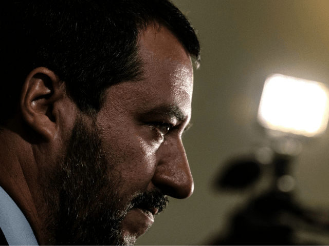 Italy: Salvini Blocks Migrant Deal with Germany and France