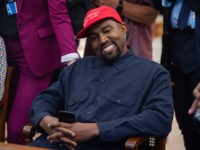 Kanye West Meets Uganda's President, Yoweri Museveni, Gifts Pair of Sneakers