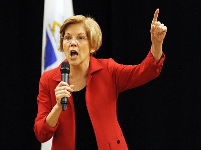 Elizabeth Warren Demands $1M Charity Donation from Trump over 1.6% Max Native DNA