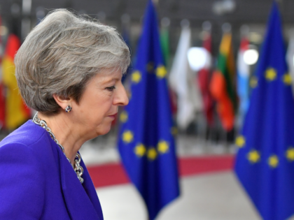 'The Problem Isn't Brexit. It's the PM': Anger as Appeaser Theresa Pushes For Further Brexit Delay