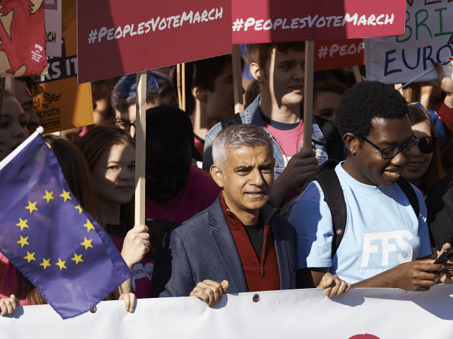Little Sadiq Goes To Brussels And Says Brexit WILL BE Delayed