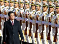Japanese Prime Minister Shinzo Abe Visits China
