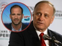 Sleeping Giants attacks Steve King