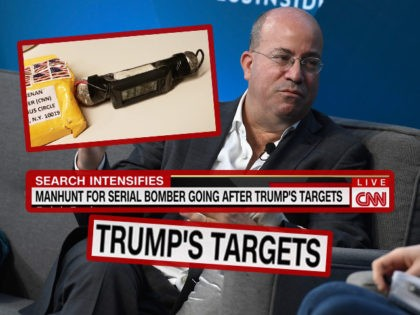 CNN Chyron: Mail Bomb Recipients Are 'Trump's Targets'