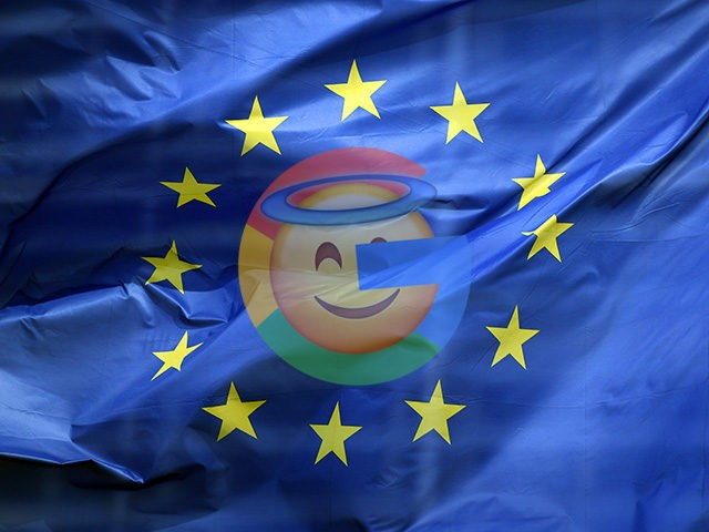 "Google wants to embrace ""European"" style free speech"